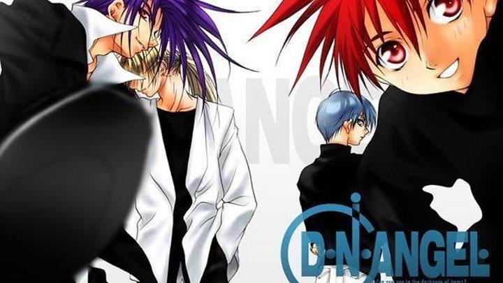 Код ангела / D.N. Angel, 11 серия ☆彡