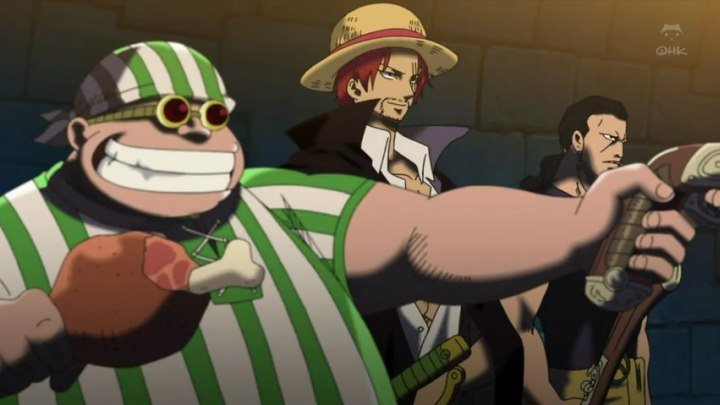 One Piece Episode Special 6 - Episode of Luffy: Adventure on Hand Island sub indo