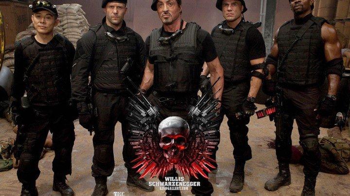 Фильм Неудержимые 2 (2012) смотреть онлайн