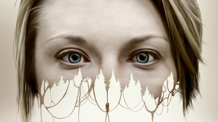 """""""Лес призраков"""" _ (2016) Ужасы,триллер,детектив."""