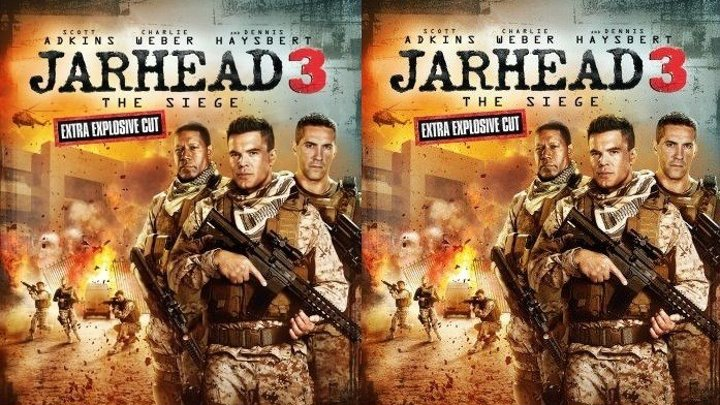 """Морпехи 3: В осаде / Jarhead 3: The Siege"""