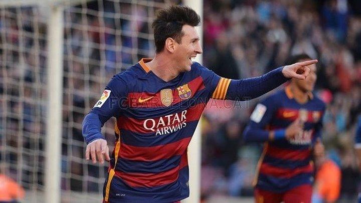 Топ-10 лучших голов Лео Месси в Ла Лиге в 2015 году