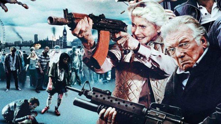 Кокни против зомби / Cockneys vs Zombies (2012) ужасы, комедия HDRip-AVC