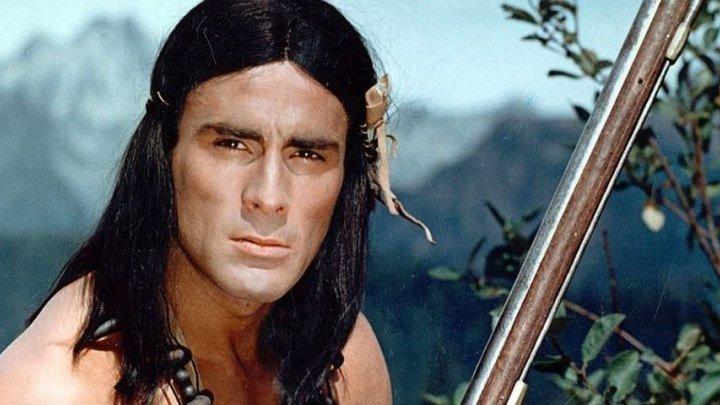 02. Чингачгук – Большой Змей / Chingachgook, die grosse Schlange (1967) HD 1080