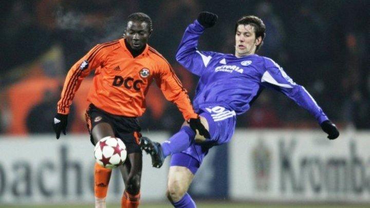 Шахтер - Шальке-04 (Кубок УЕФА, 2005 год)
