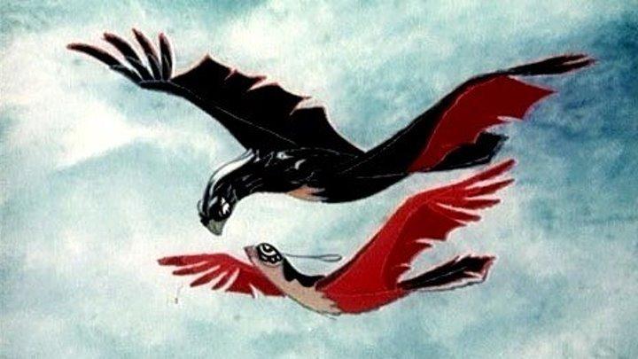 Прежде мы были птицами / Мультфильм для взрослых