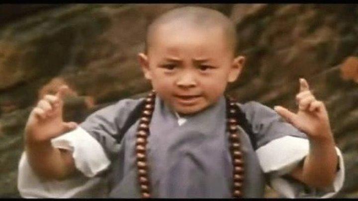 Попай Шаолиня 2 / Попай в монастыре Шаолинь 2: Безобразия в монастыре. Комедия, боевые искусства