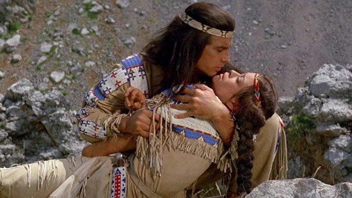 Виннету – вождь апачей (полная версия) , ФРГ, Италия, Франция, Югославия, 1964 г