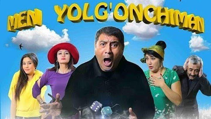 Men yolg'onchiman (Uzbek kino 2015) TREYLER