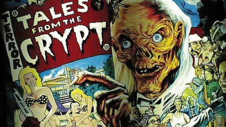 Байки из склепа / Tales from the Crypt / сезон 2, эпизод 3: Снимай колоду Cutting Cards (1990)