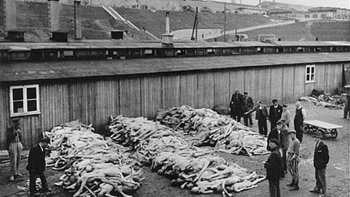 Лагеря смерти нацистов. Бухенвальд, Освенцим и др. (www.pravdu.info)