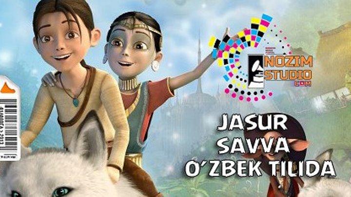 Jasur Savva (O`zbekcha tarjima multfilm)