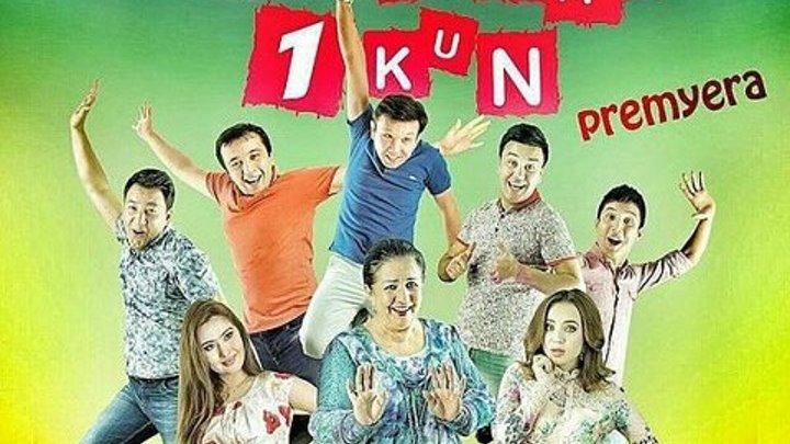 Kunlardan 1 kun / Кунлардан 1 кун (Yangi O'zbek Kino 2016)