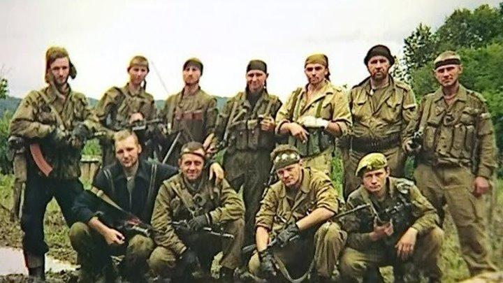 Бешеная рота- Гюрза и его солдаты, их боялись все чеченские боевики
