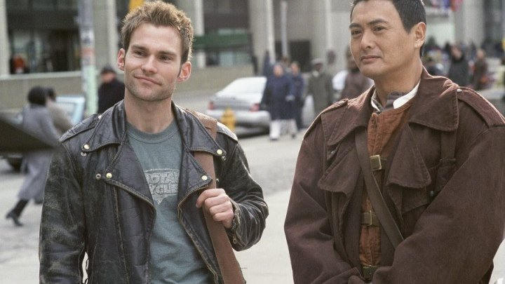 Пуленепробиваемый монах (Фильм, 2003)