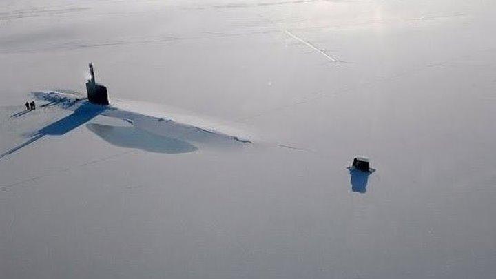 Атомная Подводная Лодка (Щука-Б 971)