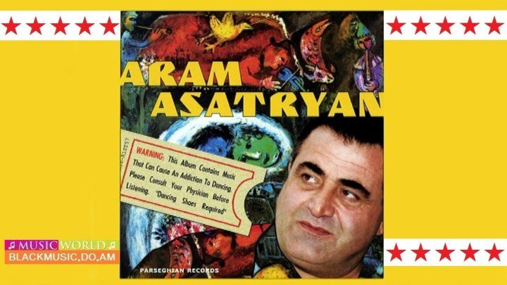 Aram Asatryan (Արամ Ասատրյան) - Manushak Im Yar