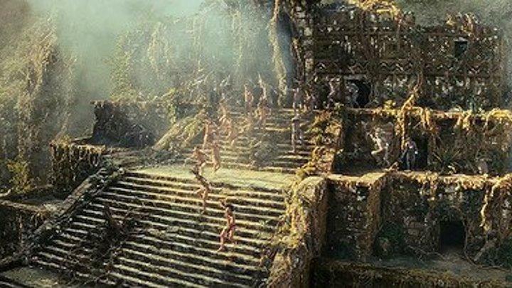 Тайна исчезнувшей цивилизации.