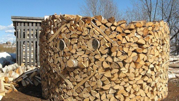 Устройство для заготовки дров.