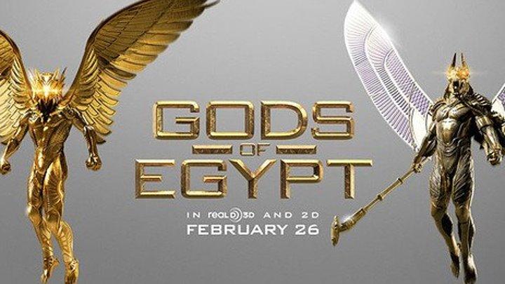 Боги Египта — Русский фан-ролик (2016)