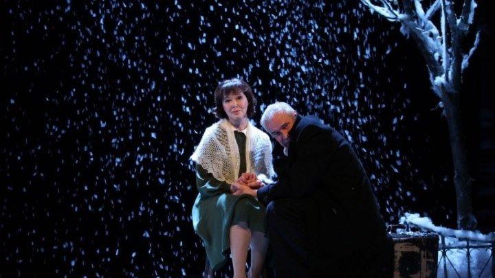 «Пять вечеров» - трансляция спектакля из Московского театра «Современник»