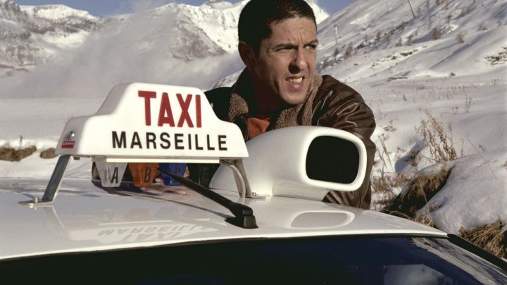 Taksi - 3(super komedik jahon kinosi o'zbek tilida)