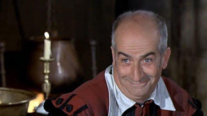 Мания величия (1971) AVC. комедия с Луи Де Фюнесом