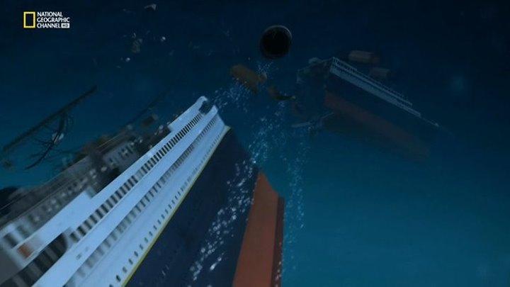 Титаник. Заключительное слово с Джеймсом Кэмероном. 2012