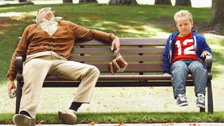"""""""Несносный дед"""" _ (2013) Комедия. (HD). Присутствует ненормативная лексика (18+)"""