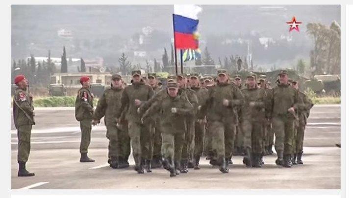 Российские пилоты вернулись домой из Сирии׃ кадры встречи