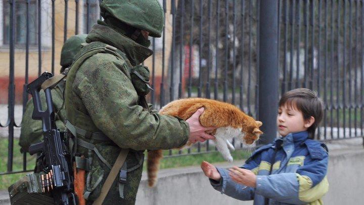 Как вчера было, вот время летит! Ко второй годовщине возвращения Крыма в Россию!!!