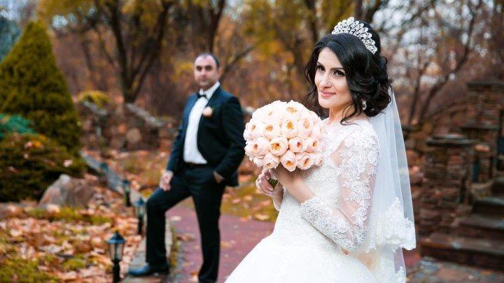 "Свадебный клип г.Армавир. Видеограф ""Ашот Саркисян"""