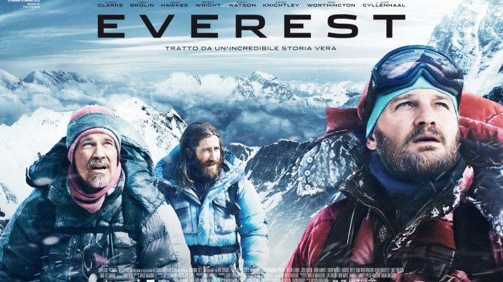 Эверест - Русский Трейлер. Отличный фильм !