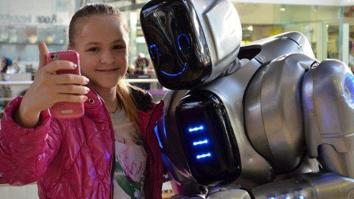 Роботы на детский праздник_Киев +38 067 911 62 83