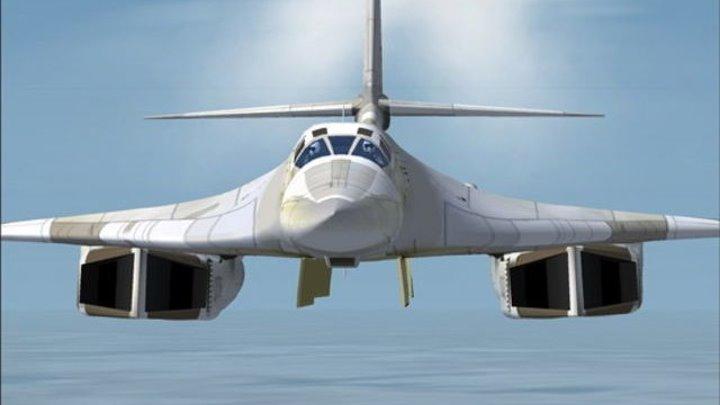 Ту-160 «Белый Лебедь»