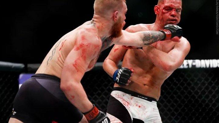 Нэйт Диас - Конор Макгрегор (05.03.2016) UFC 196 Conor McGregor vs. Nate Diaz
