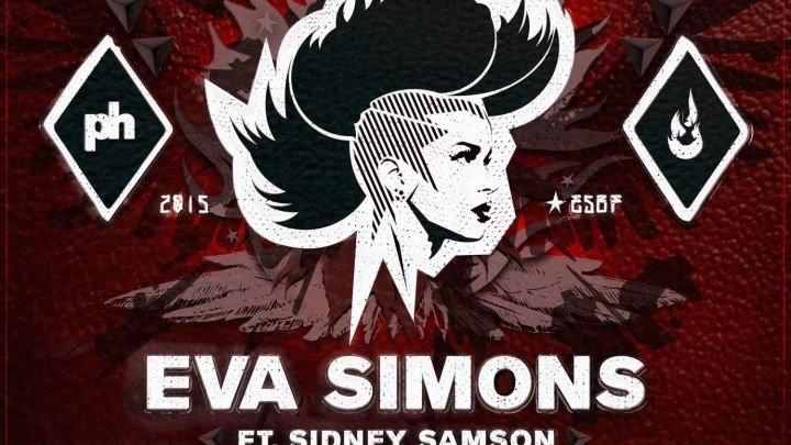 Eva Simons ft. Sidney Samson - Bludfire