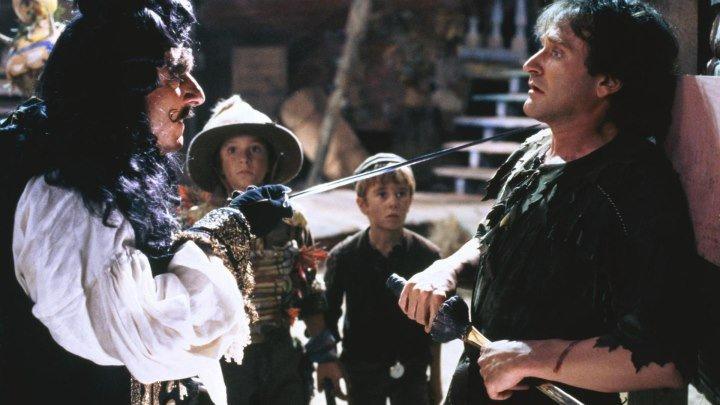 Капитан Крюк 1991 Фентези, комедия, семейный.