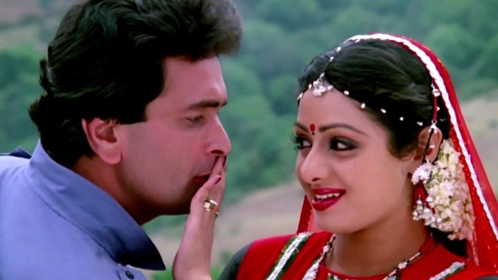Индия.Волшебный бриллиант (1986)_Tune Bechain Itna Ziada Kiya