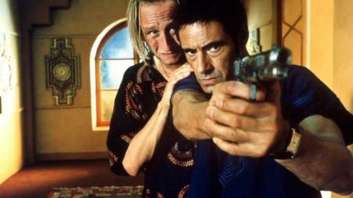 Полный привод [2002, боевик, комедия, приключения, DVDRip] DUB Жерар Ланвен, Бенуа Пульворд, Хосе Гарсия, Джимон Хунсу