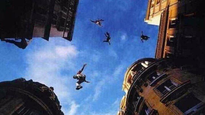 Ямакаси: Свобода в движении HD (2001)
