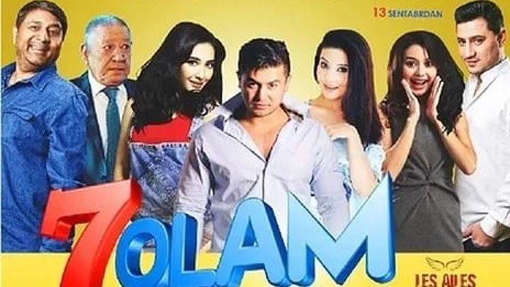 7 Olam(O'zbek kinokomediya 2016)Premyera kafolatlaymiz...