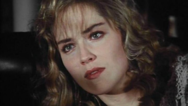 Ножницы - Scissors (США,1991,психологический триллер,16+)
