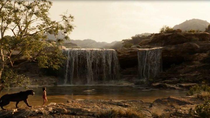 """Такой невероятной графики мы ещё не видели! Новый полнометражный фильм Disney """"Книга джунглей"""" в кино уже с 7 апреля!"""