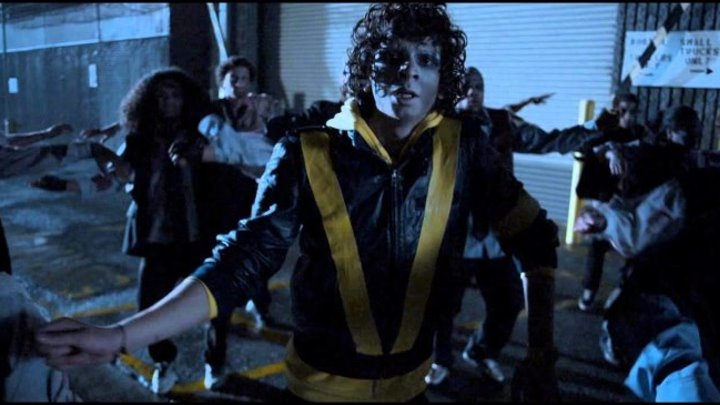 Adam sevani's Tribute to Thriller music video HD