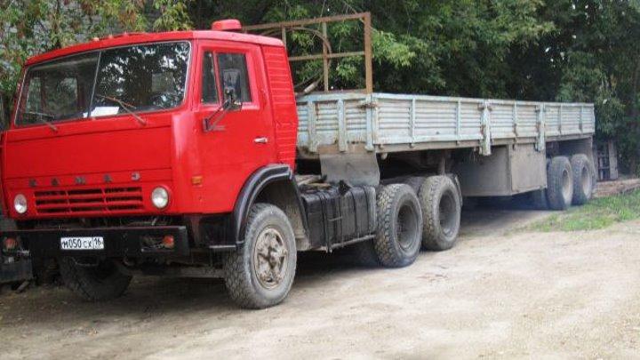 Автомобили «КАМАЗ» 1982