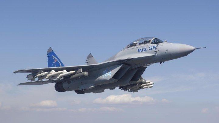 Американцы еще не очухались от Су-35, а Россия уже показывает новейший Миг-35 поколения 4++ !!!