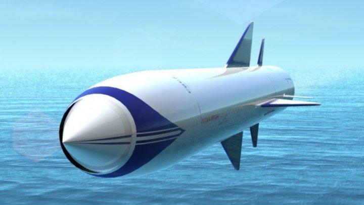 Сверхзвуковая крылатая ракета «Яхонт»