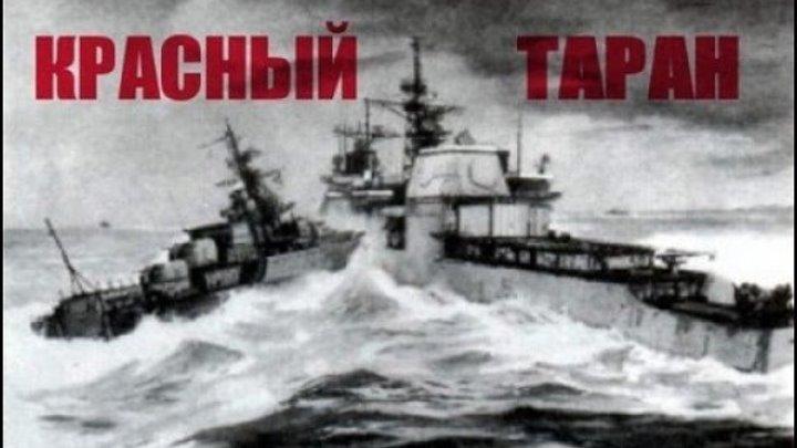 Вытеснение кораблями ВМФ СССР кораблей 6 флота ВМС США и уникальная съёмка с американского крейсера УРО «Йорктаун»