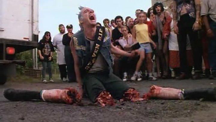 Беспредельный террор (18+) / Terror Firmer (1999) Триллер, Ужасы,Комедия,Треш